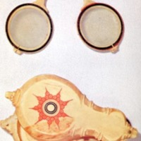 The world's oldest pair of surviving glasses from 15th-century Japan.